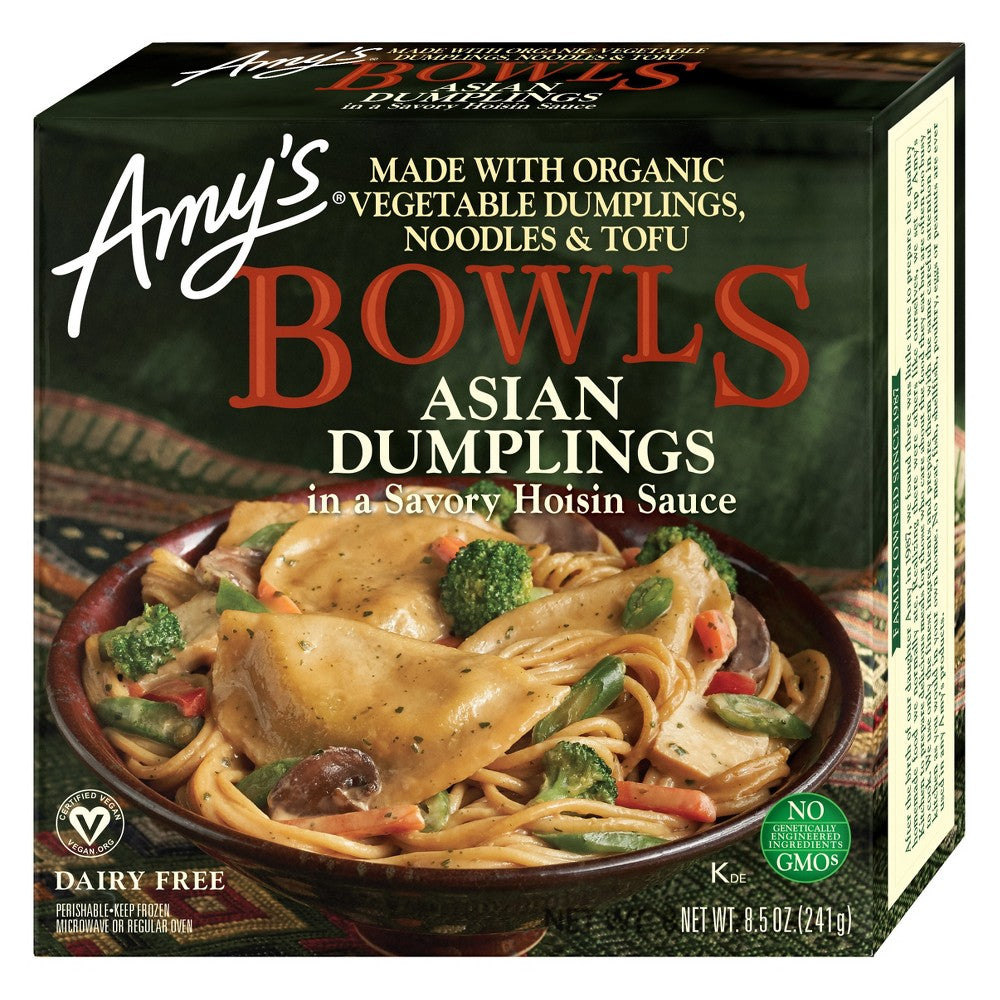 Amy's Asian Dumplings