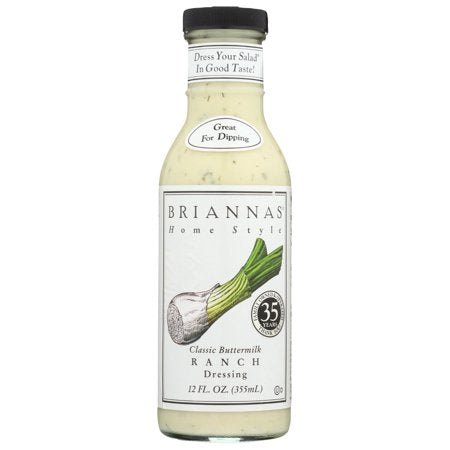 Briannas Buttermilk Ranch 12oz