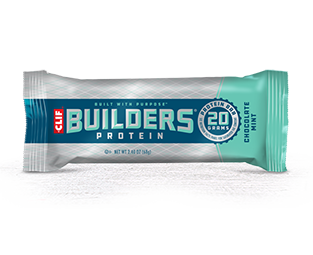 Clif Builder Chocolate Mint Protein Bar