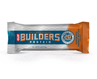 Clif Builder Chocolate Peanut Butter Protein Bar