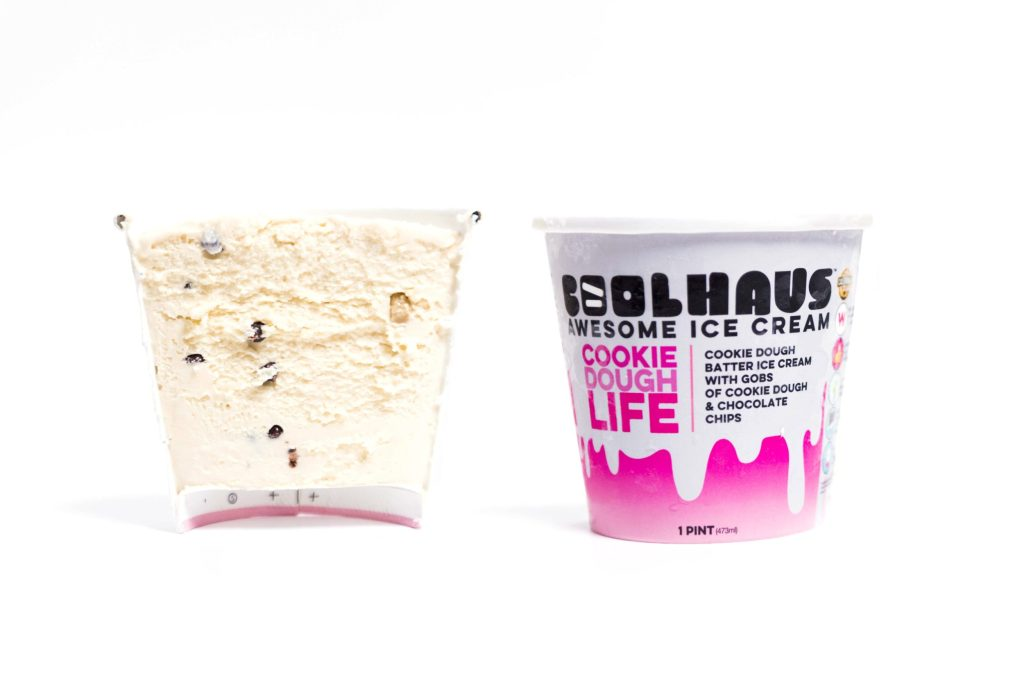Coolhaus Ice Cream Cookie Dough Life Pint