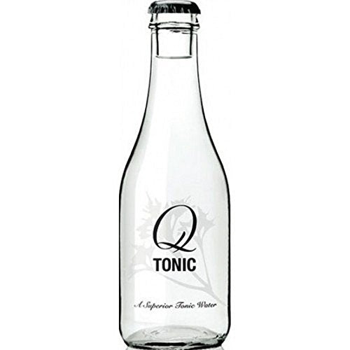 Q Tonic Water 16.9oz