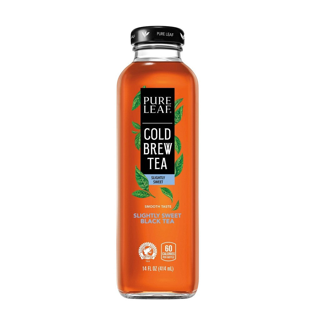Pure Leaf Tea Slighty Sweet Black Tea 14oz