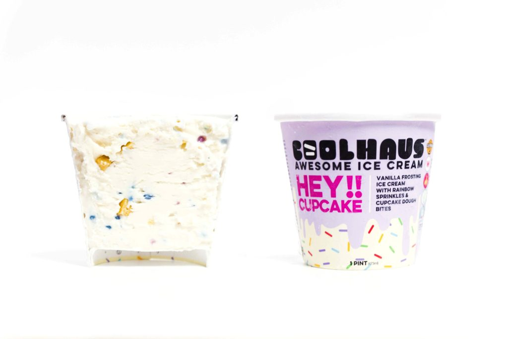 Coolhaus Ice Cream Hey Cupcake Pint