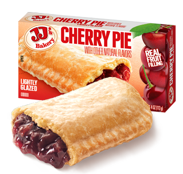 JJ's Bakery Cherry Pie 4oz