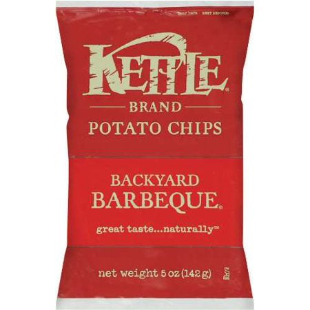 Kettle Brand Chips Backyard Barbeque