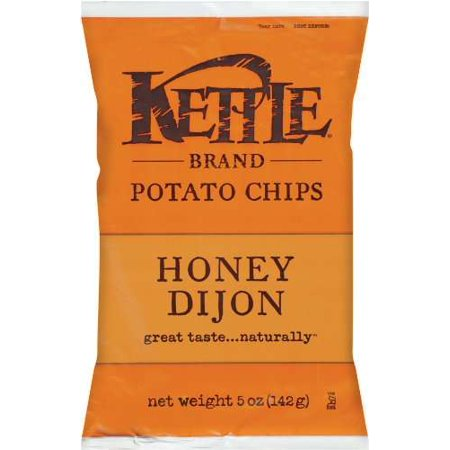 Kettle Brand Chips Honey Dijon