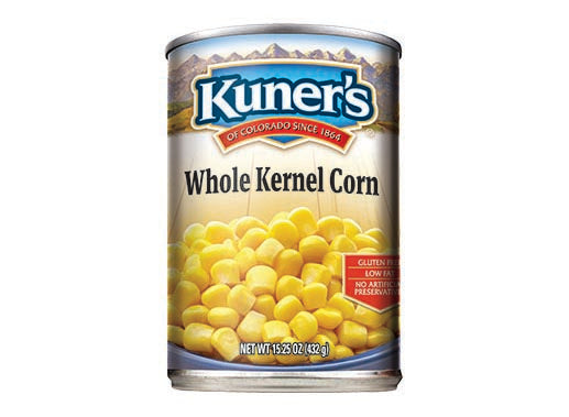 Kuners Whole Kernal Corn