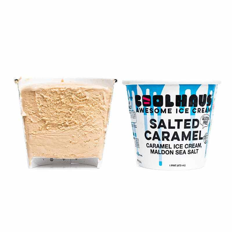 Coolhaus Ice Cream Salted Caramel Pint