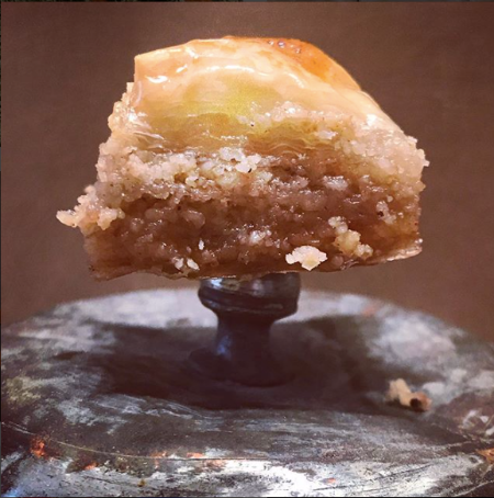 Bohemian Baklava Traditional Walnut