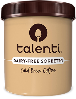 Talenti Sorbetto Cold Brew Coffee Pint
