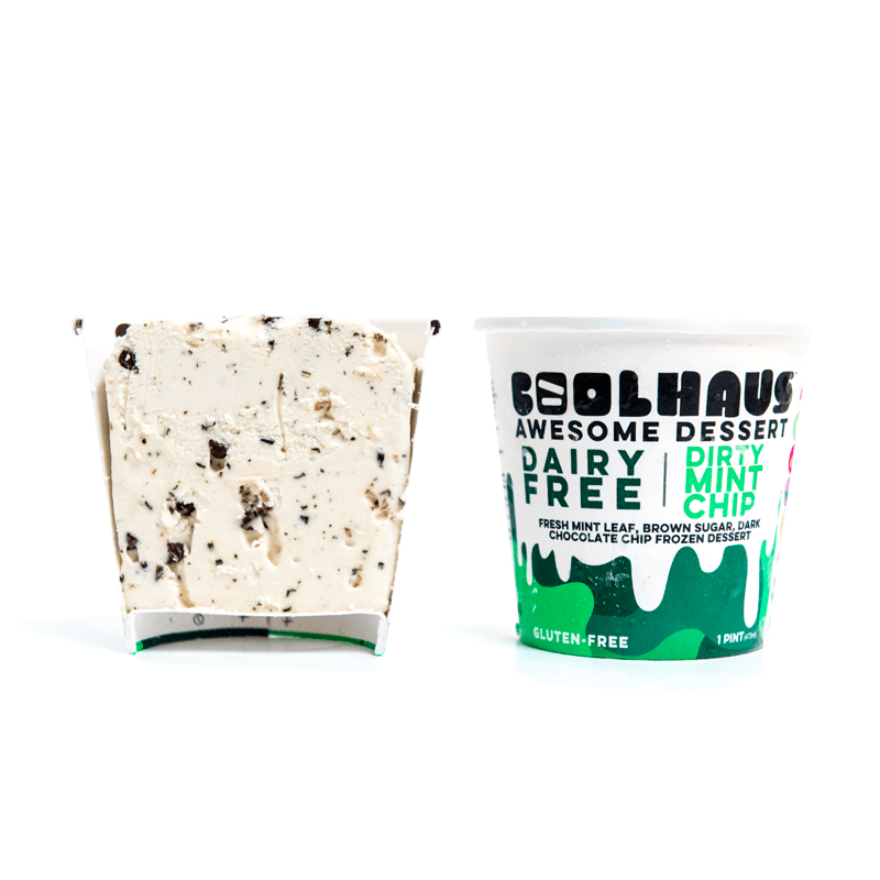 Coolhaus Dairy Free Mint Chip Pint