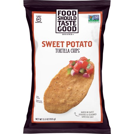 FSTG Sweet Potato Tortilla Chips 5.5oz