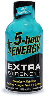 5 Hour Energy Extra Blue Raspberry 1.93oz