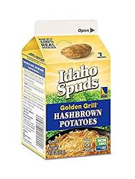 Idaho Spuds Hasbrown Potatoes