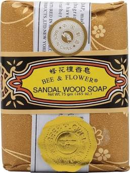 Bee & Flower Sandalwood Soap 2.65oz
