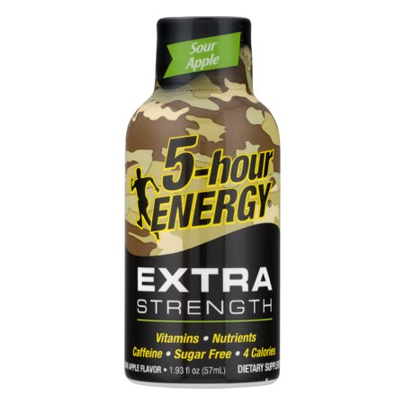 5 Hour Energy Extra Sour Apple 1.93oz