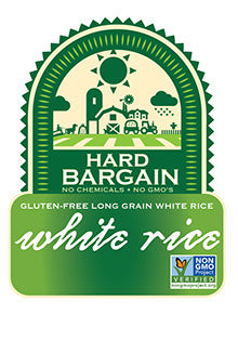 Hard Bargain Long Grain White Rice