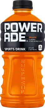 Powerade Orange 28oz