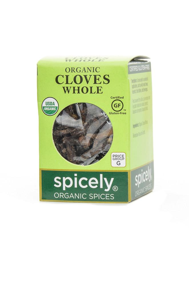 Spicely Whole Cloves ecoBox