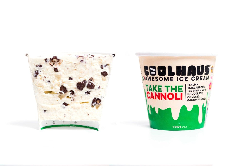 Coolhaus Ice Cream Take The Cannoli Pint