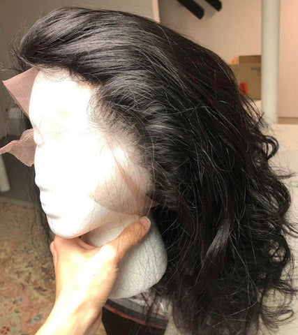 The Faithful Cambo Full Lace Wig