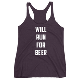 Will Run for Beer Tank