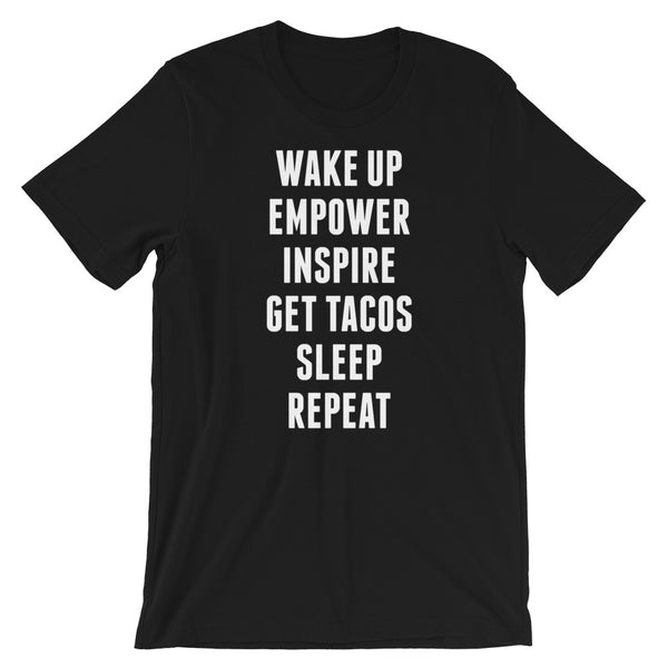 Empower Repeat Tee