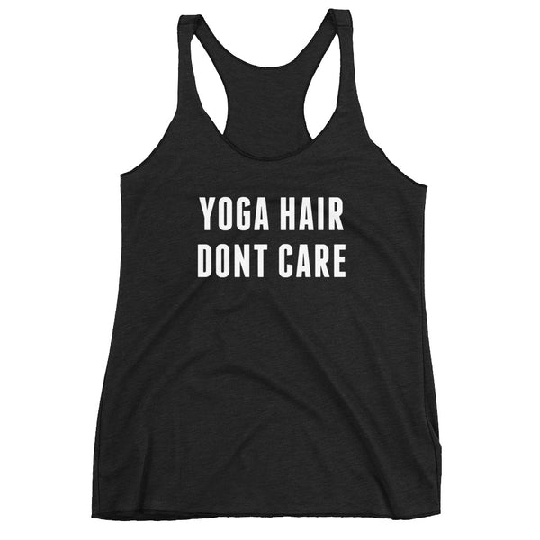 Yoga Hair Don't Care Tank
