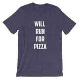 Will Run for Pizza Tee