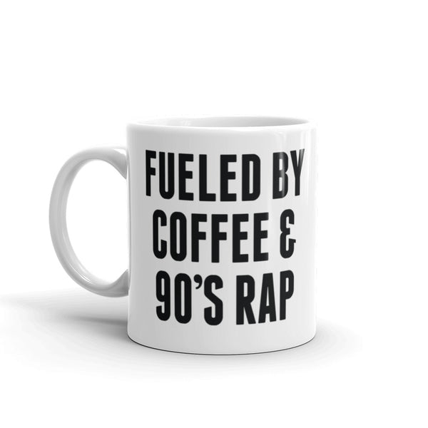 Coffee & 90s Rap Mug