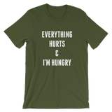 Everything Hurts Tee