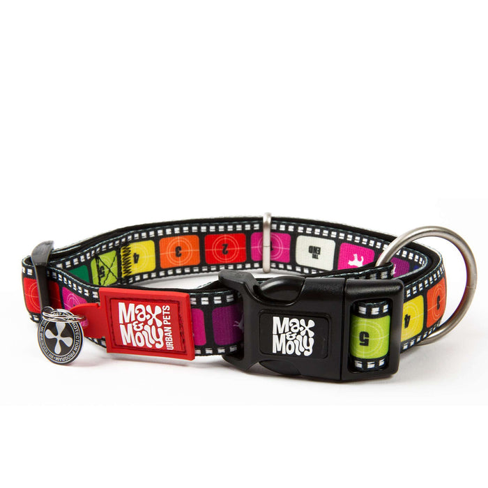 Smart ID Collar - Movie - Max & Molly Urban Pets
