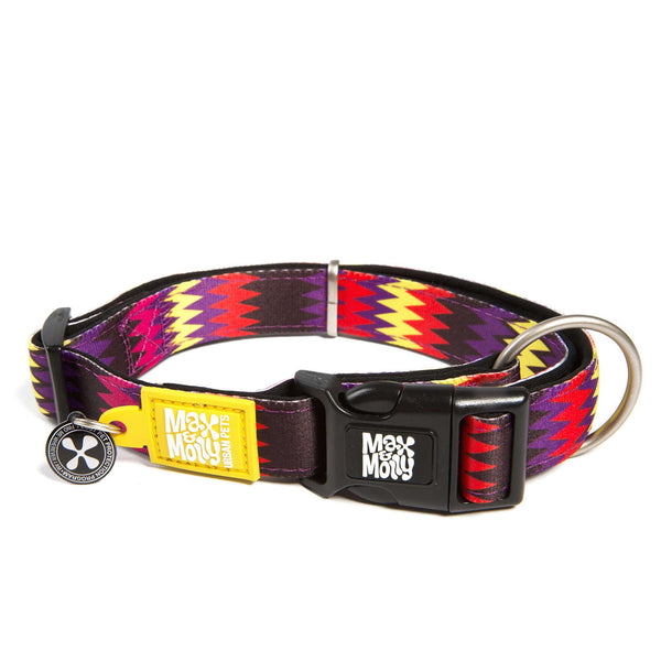 Smart ID Collar - Latte - Max & Molly Urban Pets