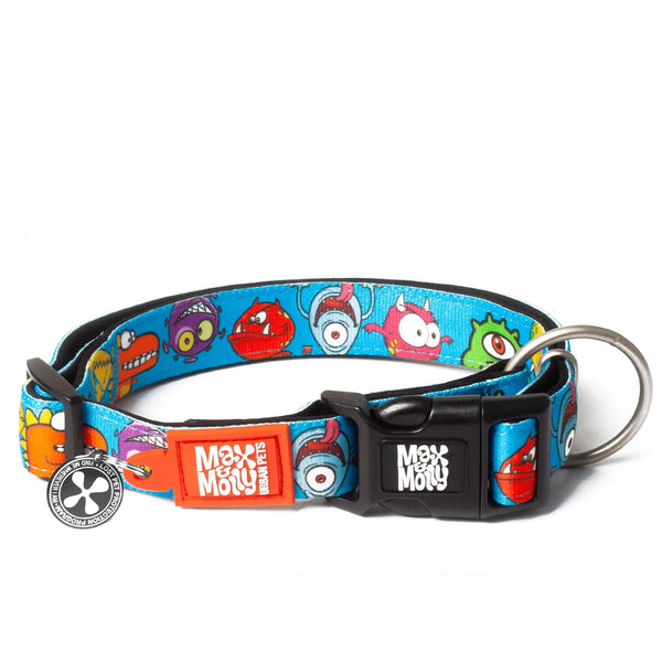 Smart ID Collar - Little Monsters