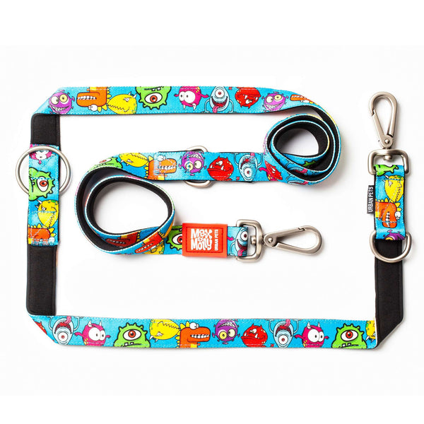Multi Function Leash - Little Monsters