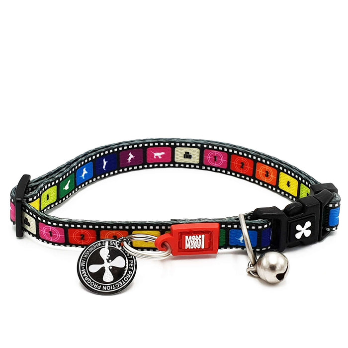 Smart ID Cat Collar - Movie - Max & Molly Urban Pets