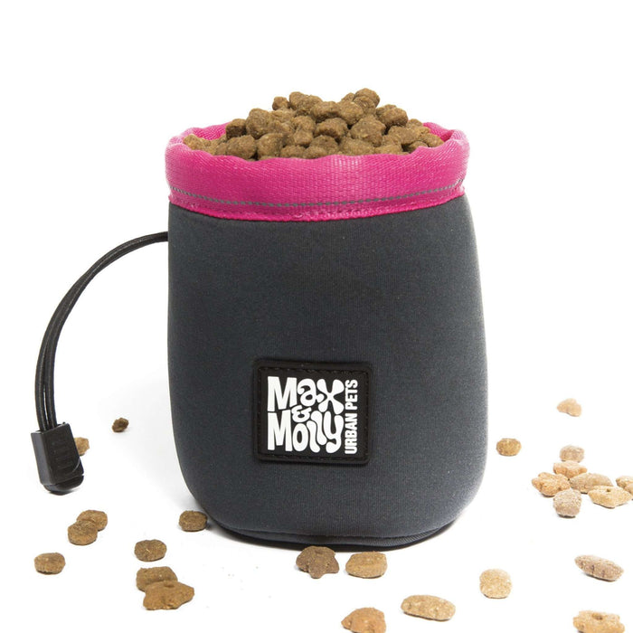 Treat Bag Pink - Max & Molly Urban Pets