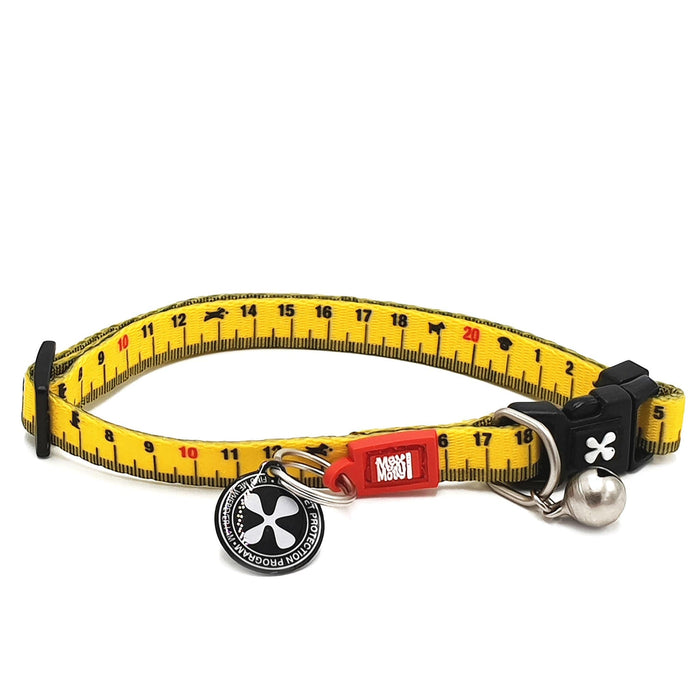 Smart ID Cat Collar - Ruler - Max & Molly Urban Pets