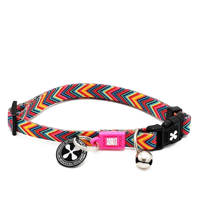 Smart ID Cat Collar - Vintage Pink - Max & Molly Urban Pets