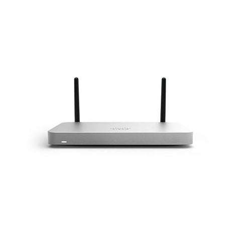 Cisco Meraki MX65W Cloud Managed Security Appliance with 802.11ac