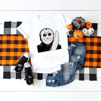 Jason Voorhees Sublimation Transfer
