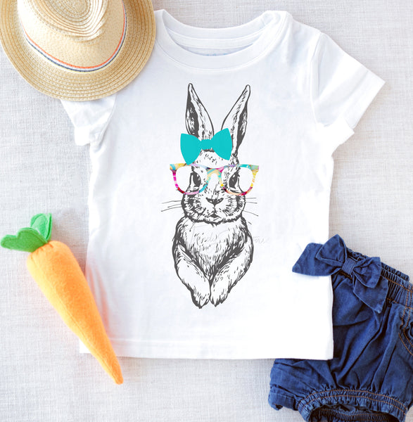 Cute Bunny Sublimation Transfer