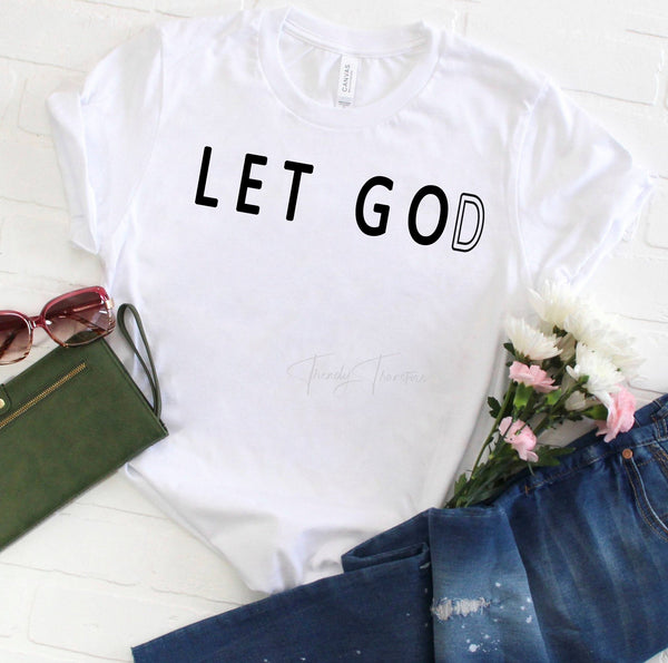 Let Go(d) Sublimation Transfer