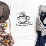 Lady Whistledown Tea Co Sublimation Transfer