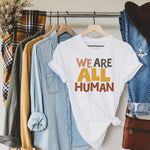 We Are All Human Sublimation Transfer