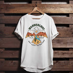 Wanderlust Eagle Sublimation Transfer