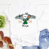 Rise Above The Little Things  Sublimation Transfer