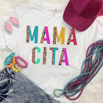 Mama Cita Leopard Sublimation Transfer