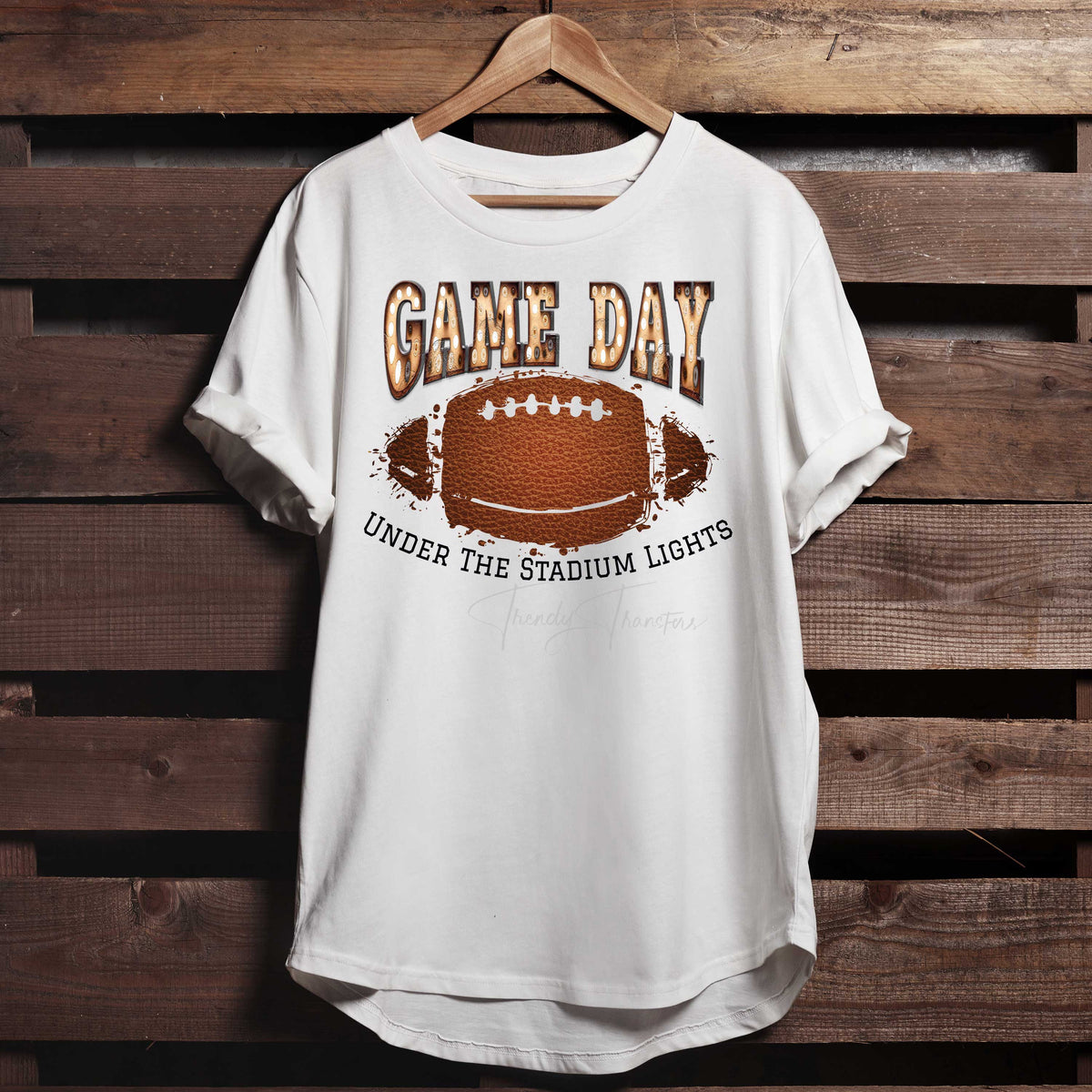 Game Day Sublimation Transfer - Trendy Transfers
